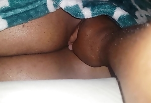 Panty in pussy