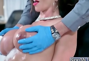 (Ariella Ferrera2) Slut Patient Seduce Doctor In Sex Act clip-04
