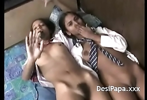 Desi Teen Sucking Sexual connection Toy