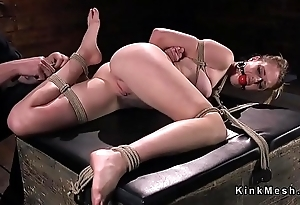 Torment in upside down suspension