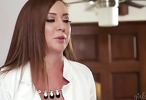 Squirter cleaning lady and the hot house employer - Maddy O'_Reilly, Cadence Lux
