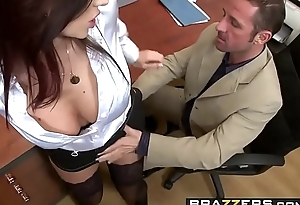Brazzers - Big Tits at Work - Another Day Another Dollar scene starring Cindy Dollar and David Perry