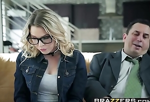 Brazzers - Teens Like It Big - Show My Dad Whos Boss scene starring Aubrey Sinclair and Sean Lawless