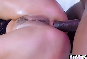 (Aleksa Nicole) Slut Girl With Big Oiled Butt Obtain Hard Anal Sex movie-03