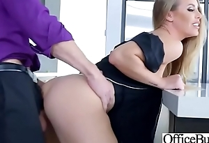 (Nicole Aniston) Hot Girl With Big Boobs Love Intercorse In Office movie-20