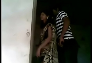 New married indian wife fucked by follower groupie in temple