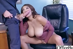 (Cassidy Banks) Office Wholesale With Round Big Boobs Enjoy Hard Dealings movie-10