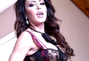 JessicaJaymes - Jessica takes two cocks like a champ within reach once