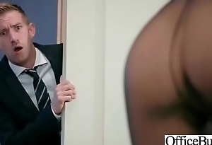 Hard Bang On Cam In Office With Big Round Tits Woman (Alix Lynx) video-02